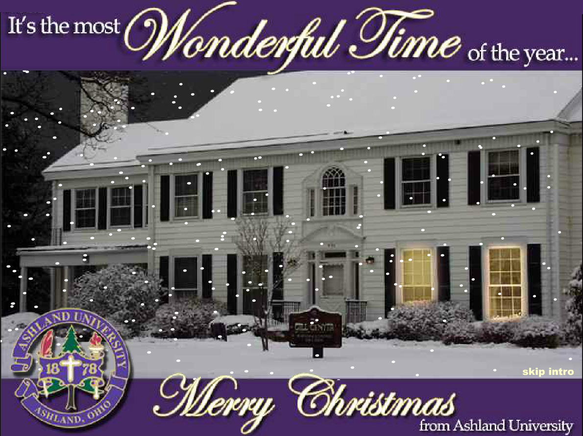 2003 Ashland University Ecard thumbnail