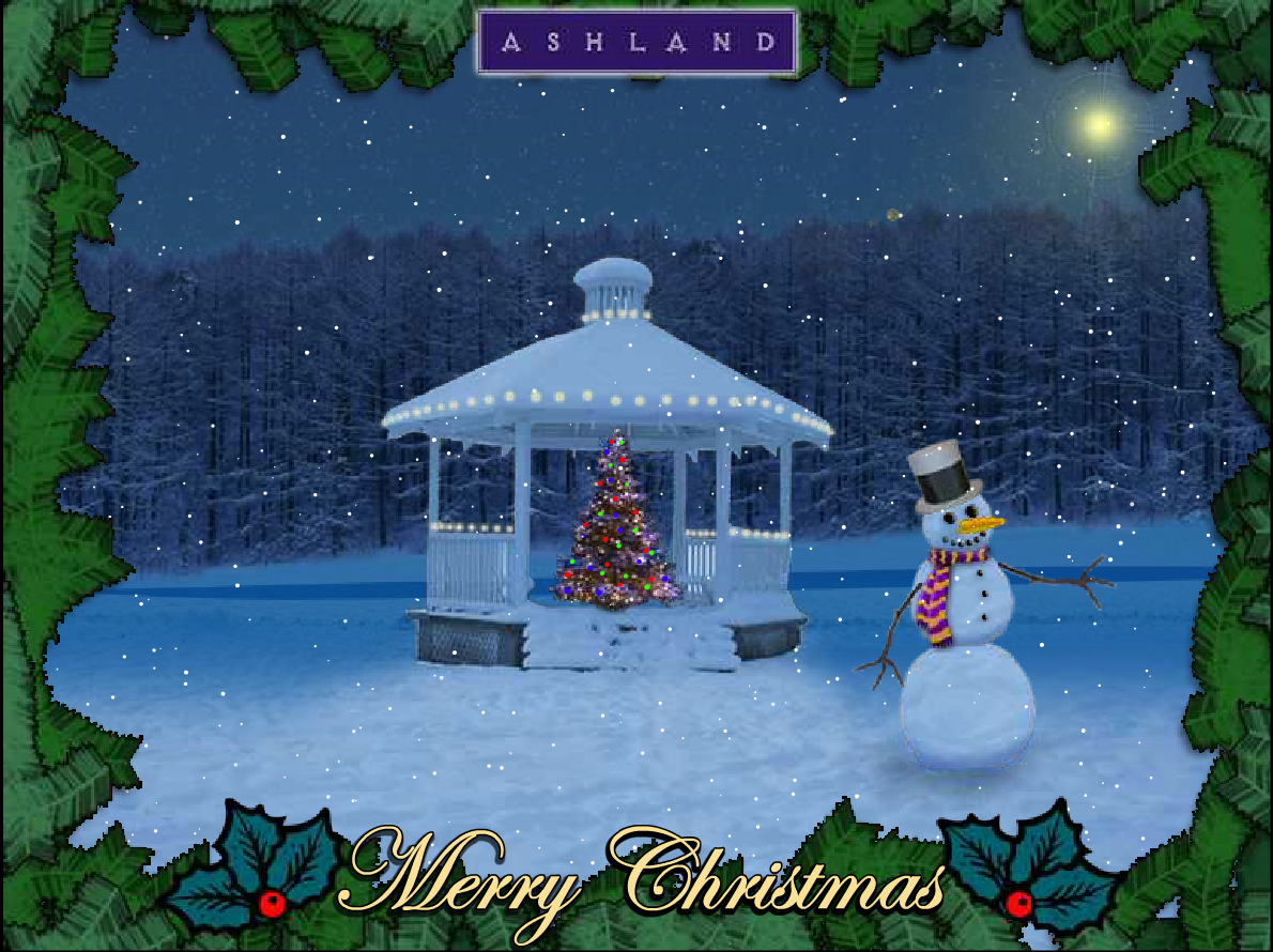2004 Ashland University Christmas Ecard thumbnail