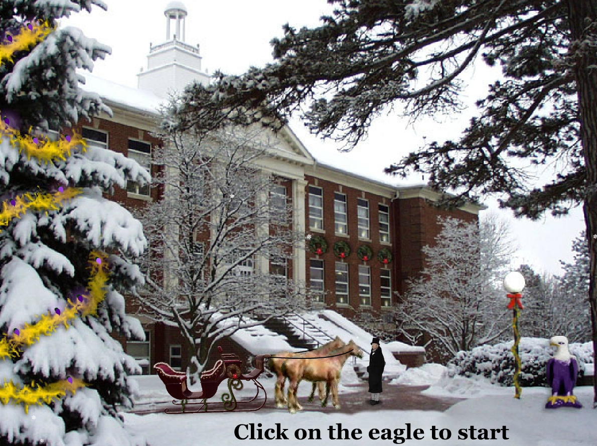 2006 Ashland University Christmas Ecard thumbnail