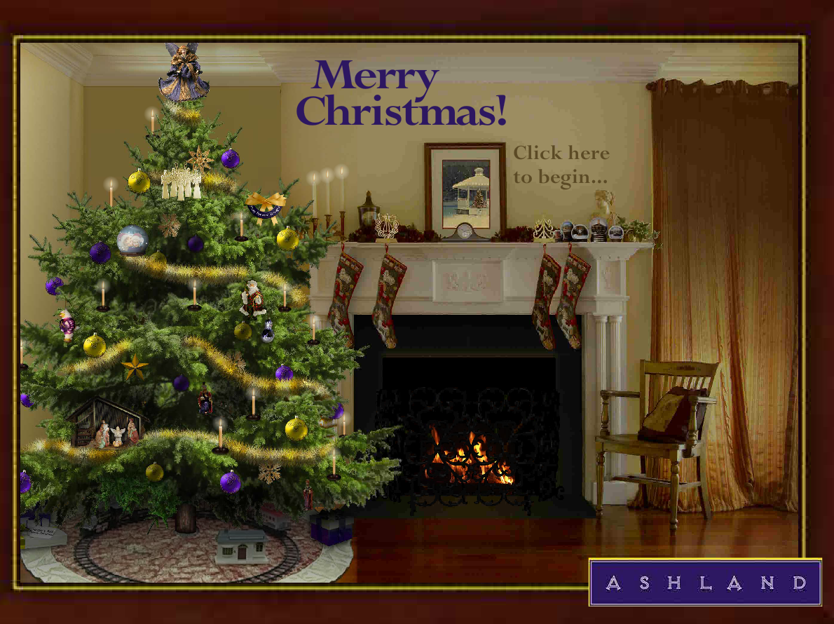 2007 Ashland University Christmas Ecard thumbnail