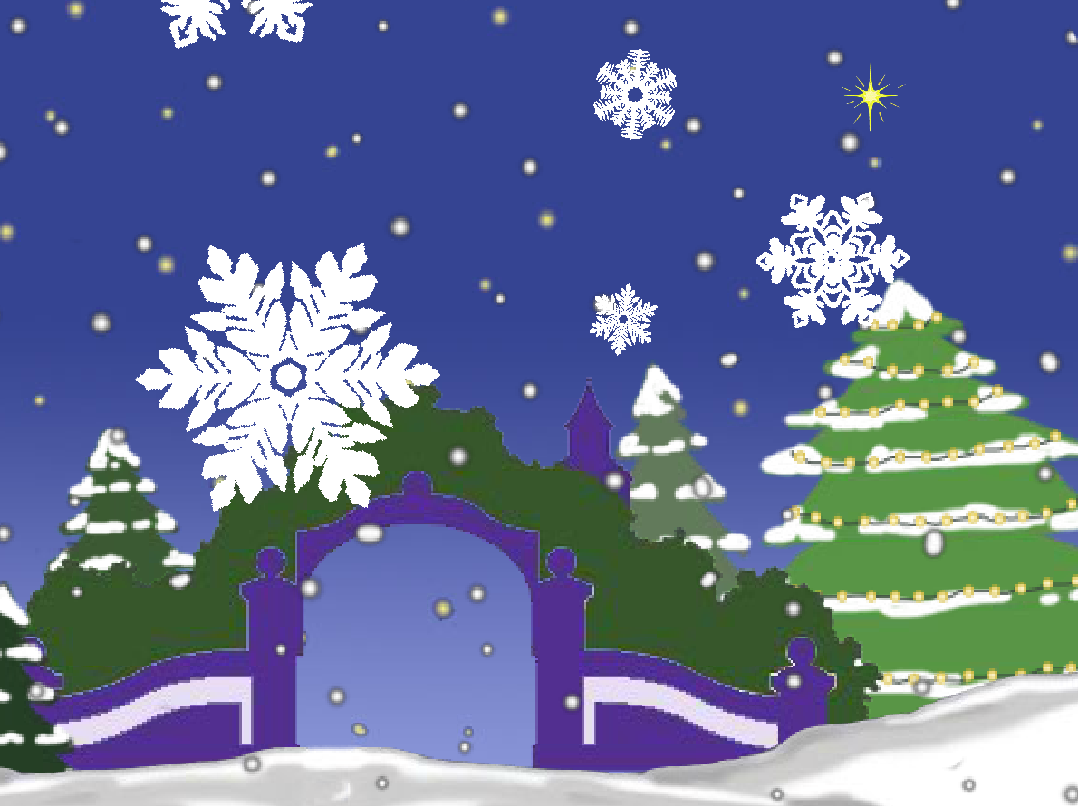 2009 Ashland University Christmas Ecard thumbnail