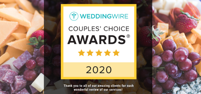 WeddingWire 2020 Couples' Choice Awards