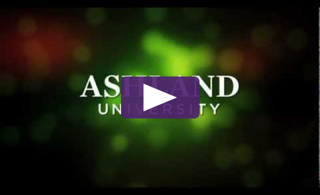 2011 Ashland University Christmas Greetings