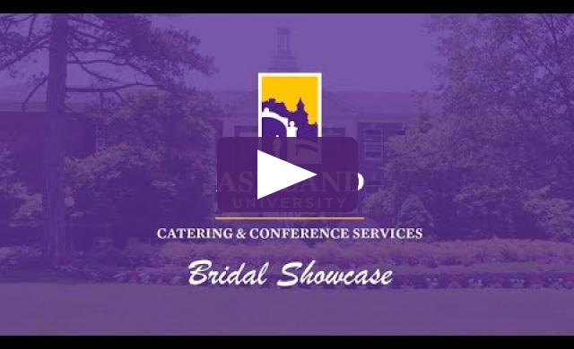 Ashland University: Bridal Showcase Vendors