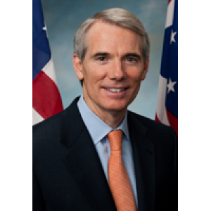 Senator Rob Portman, Ashland University's Spring 2017 Commencement Speaker