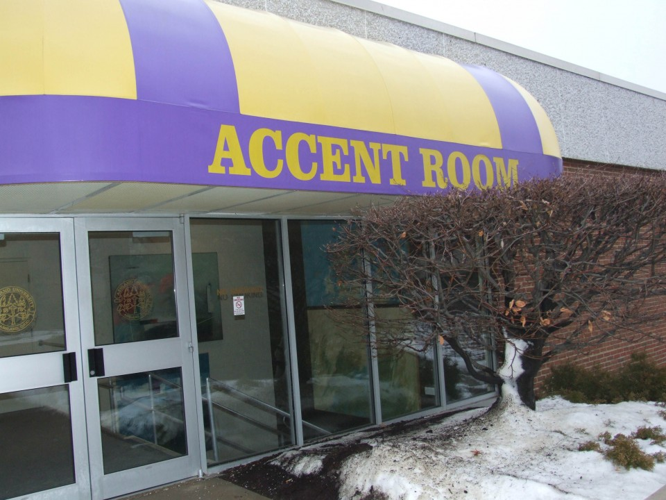 Accent Room Entrance
