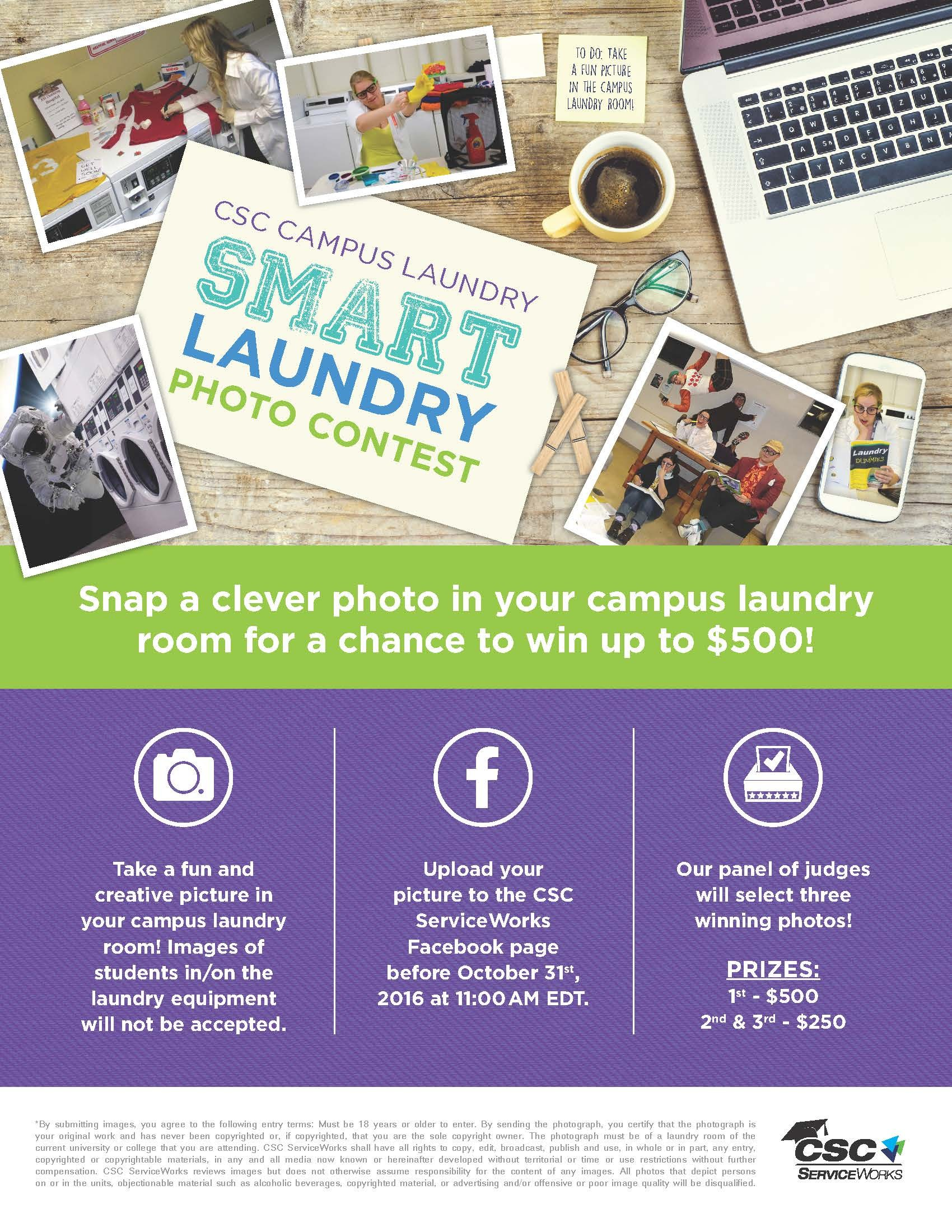 Laundry Services | Administration | Ashland University