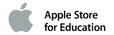 Apple for Education Logo