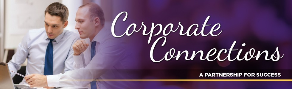 Ashland University Corporate Connections web banner