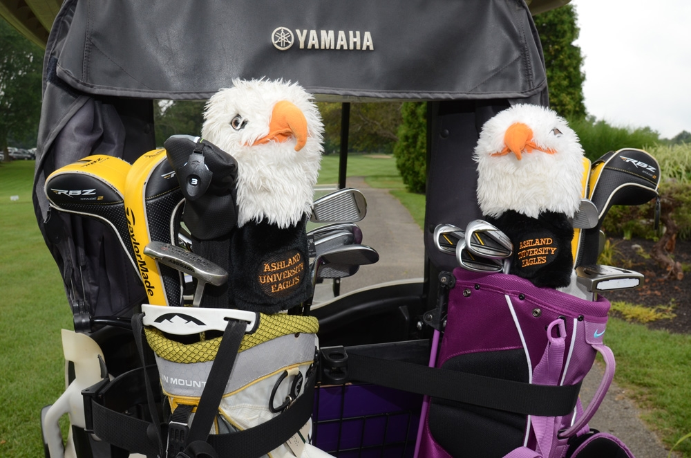 Eagler Golf Outing, Tuffy club covers