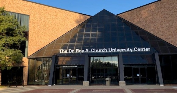 Dr. Roy A. Church University Center