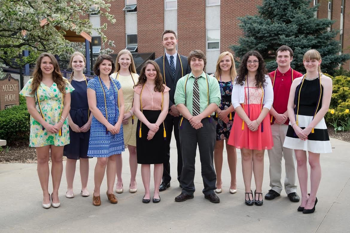 Honors 2015 graduate group