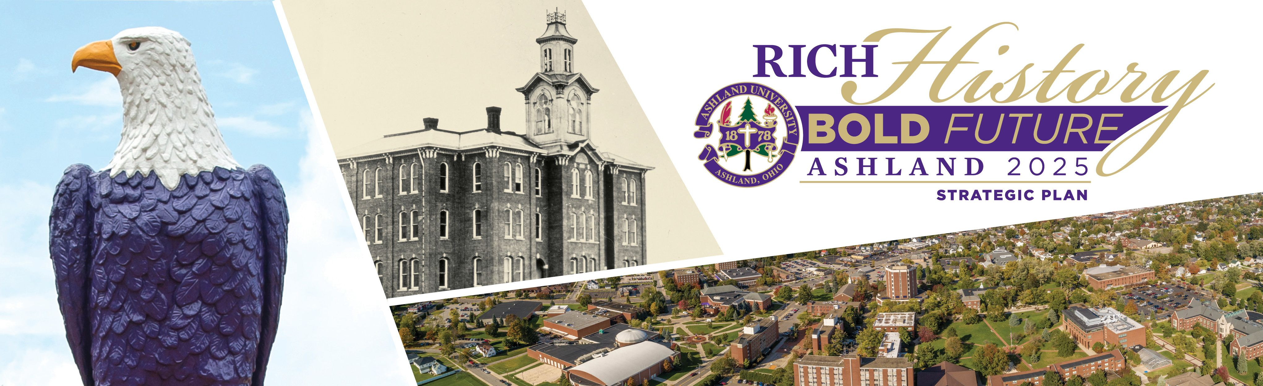 Rich History, Bold Future - Ashland 2025 Strategic Plan