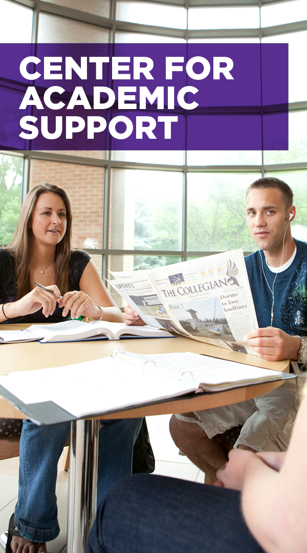 Center for Academic Support