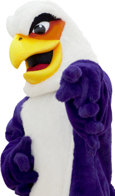 Tuffy, the Ashland University mascot