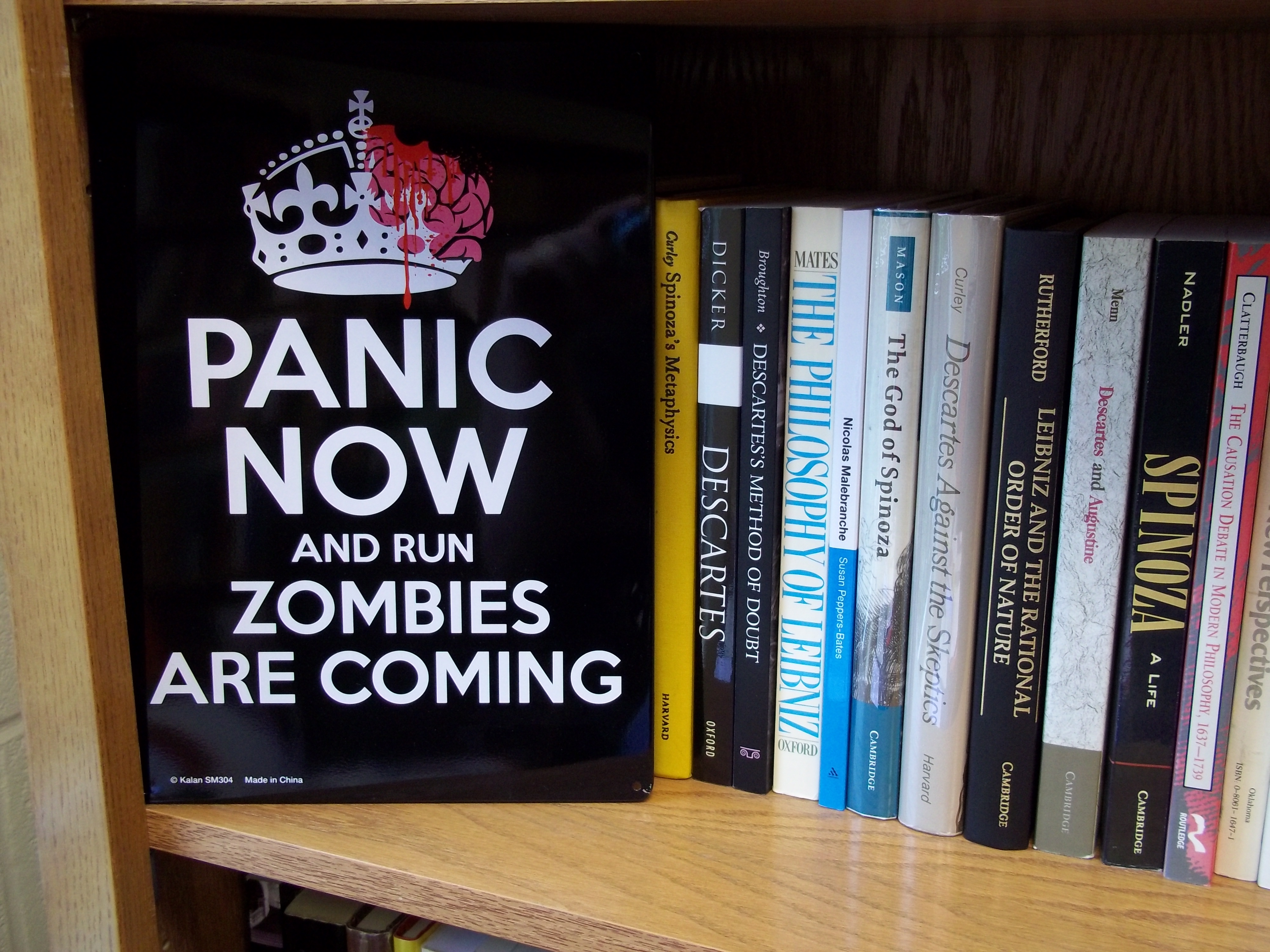 zombies books