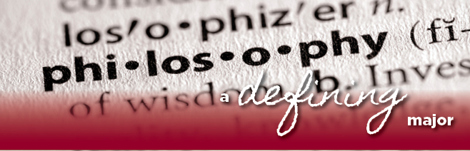 Dictionary photo of the word philosophy