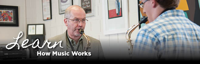 Learn how music works web banner
