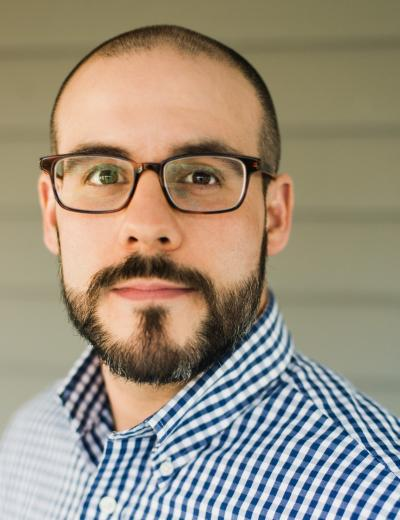 Derek Palacio, Ashland MFA Fiction Faculty