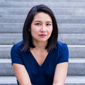 Kirstin Chen, Ashland MFA Fiction Faculty