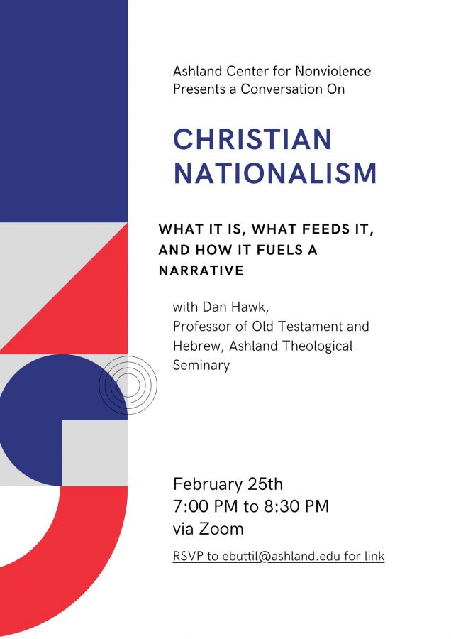 Christian Nationalism -- What it is, what feeds it, and how it fuels a narrative