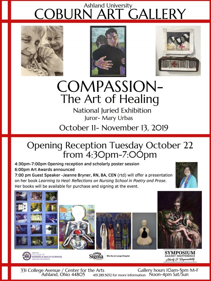 Compassion - The Art of Healing, National Juried Exhibition
