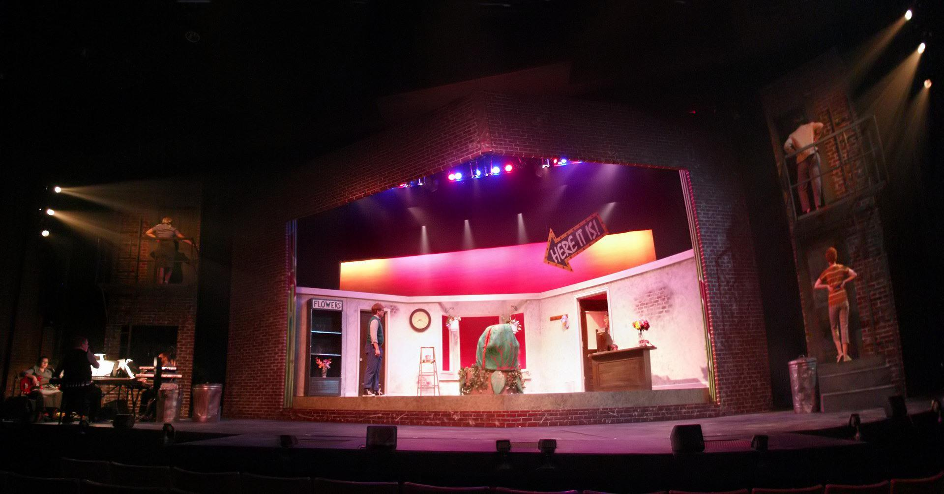 Little Shop of Horrors, Spring 2013