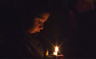 Ashland University Hosts Mass Shooting Candlelight Vigil