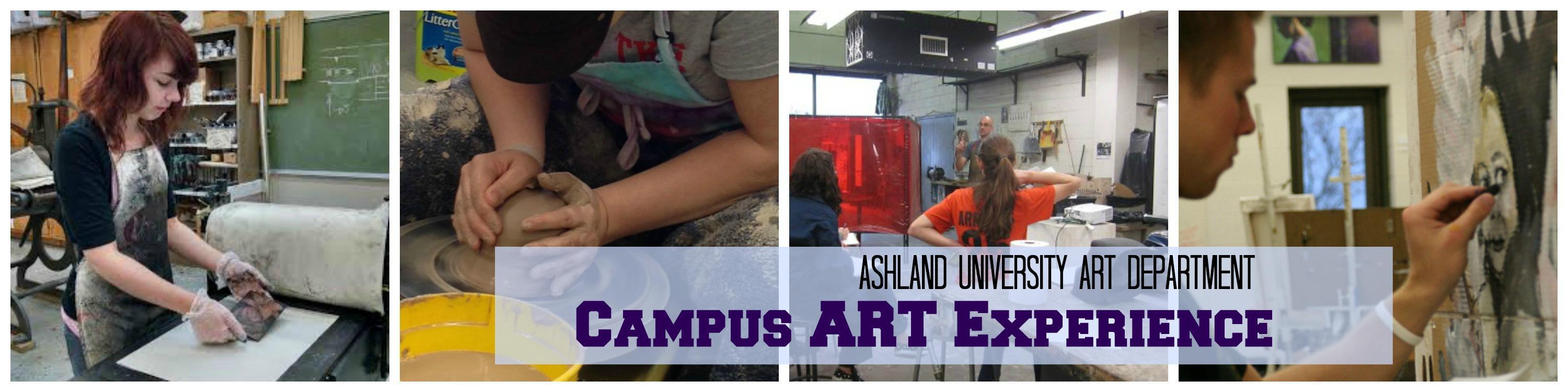 High School Art Experience 2016