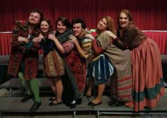 2015 Madrigal Players