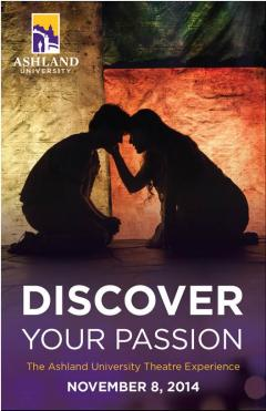 Discover Your Passion 2014