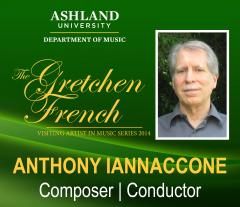 Conductor/Composter Anthony Iannaccone