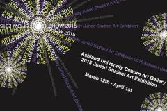 2015 Juried Student Art Exhibition