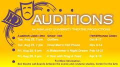 15-16 Theatre Auditions