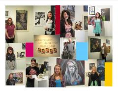 art awards collage