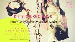 Divergence Installation & Senior Art Exhibition