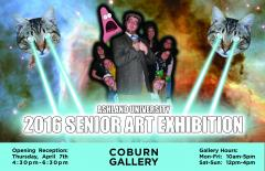2016 AU Senior Art Exhibition