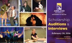 Audition/Interview Brochure