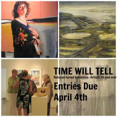 Time Will Tell collage