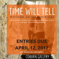 Time Will Tell Exhibition