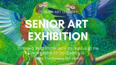 Senior Art Ex Fall 18