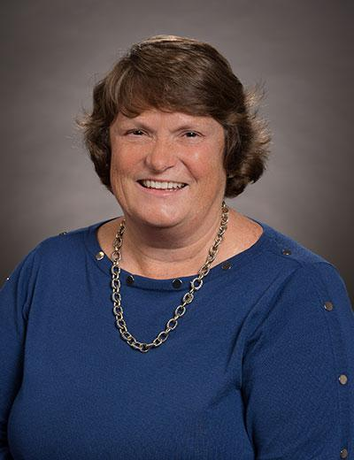 Mary Deloe, Director of Academic Services