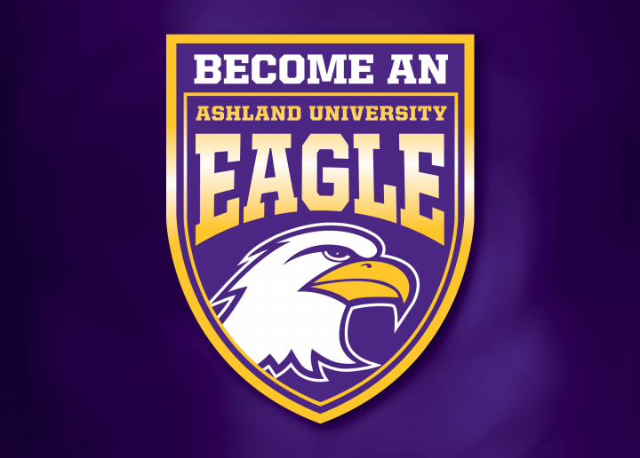 Become an Ashland University Eagle