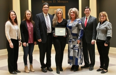 Fairlawn Native and Ashland University Student Awarded The J.M. Smucker Co. Annual Scholarship