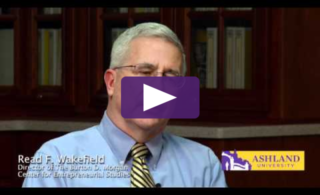 Ashland University's Entrepreneurship Faculty & Alumni