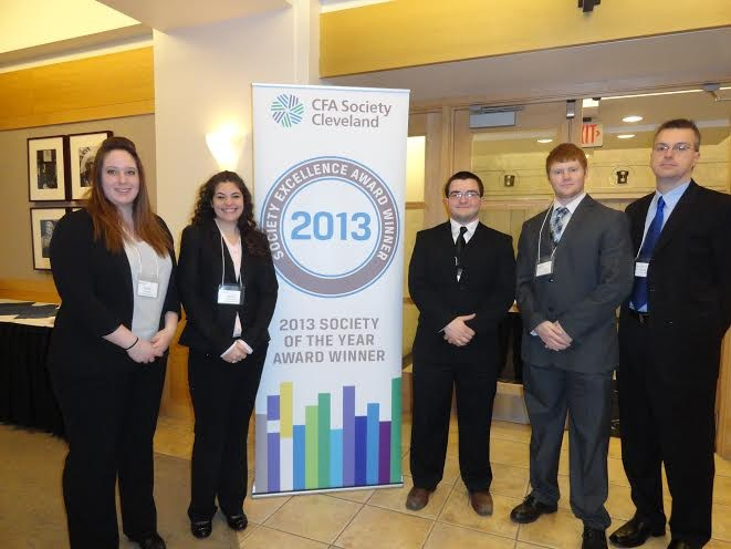 2014 CFA Institute Research Challenge