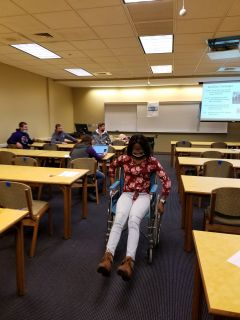 Disability Awareness Meeting
