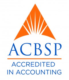 ACBSP Accounting Logo