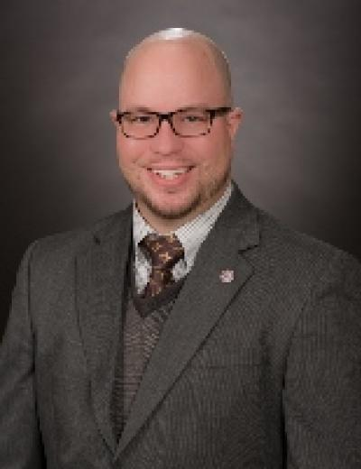 Eddie Benedetto, Academic Advisor, Endorsements, Second Licensure, M.Ed. Curriculum and Instruction and M.Ed. Adult Education