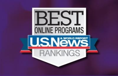 AU's online Masters of Education program ranked 123rd in the country by U.S. News & World Reports